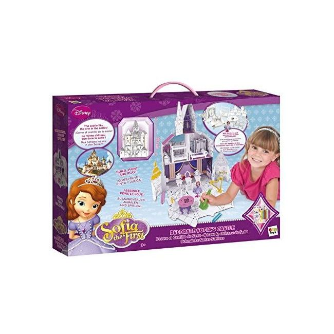 Sofia The First - Decorate Castle