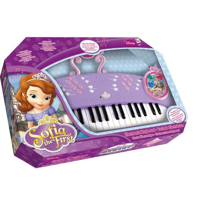 Sofia The First - Electronic Keyboard