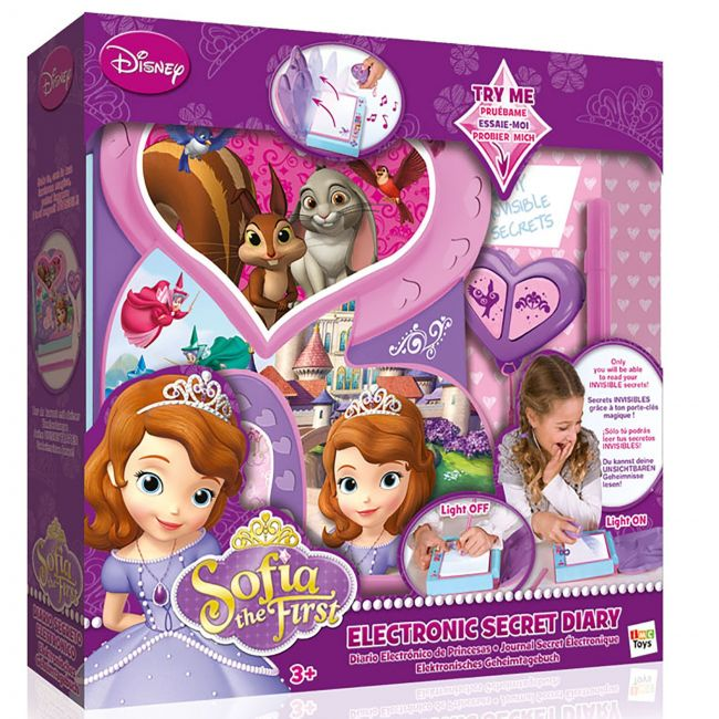 Sofia The First - Electronic Secret Diary