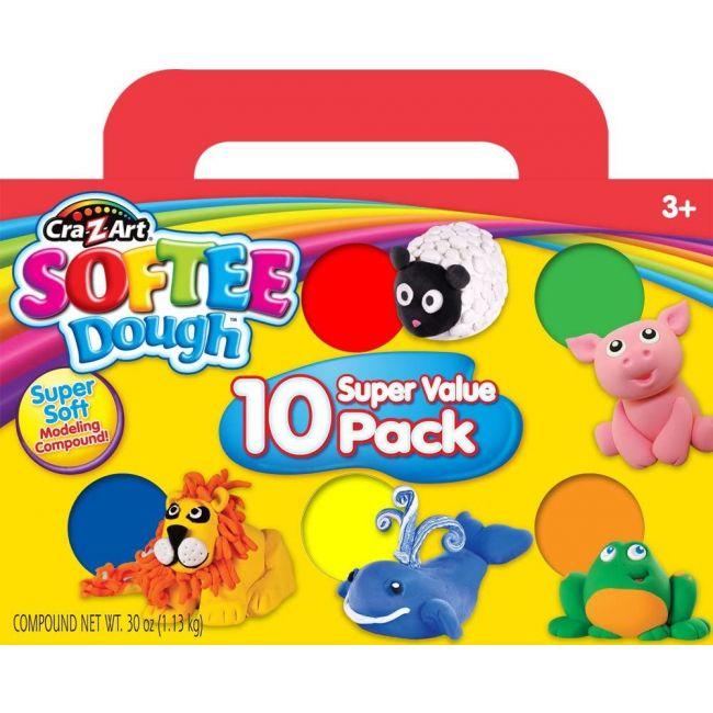 Softee - Dough Value Box 10 Pack