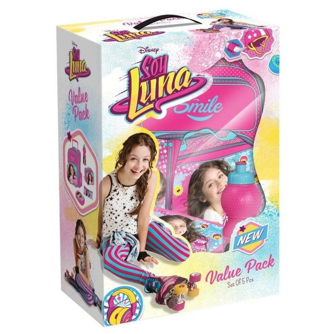 Disney Soy Luna Value Pack Set Trolley 18 inch