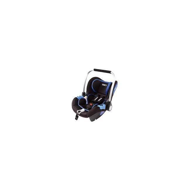 Sparco Blue F300i Child Car SeatGroup 0+ 0-13 Kg