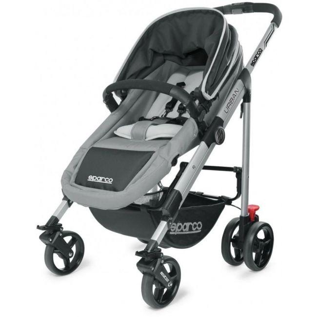 Sparco Grey Urban Stroller