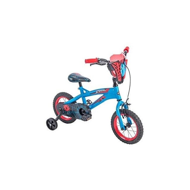 Spider Man Huffy 12 In With Titan Plaque