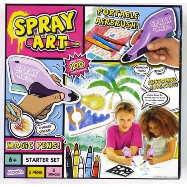 Spray Art - Starter Set Deep Box