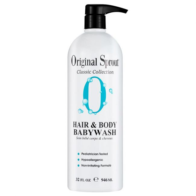 Original Sprout - Hair & Body Baby Wash 2 in 1 32oz