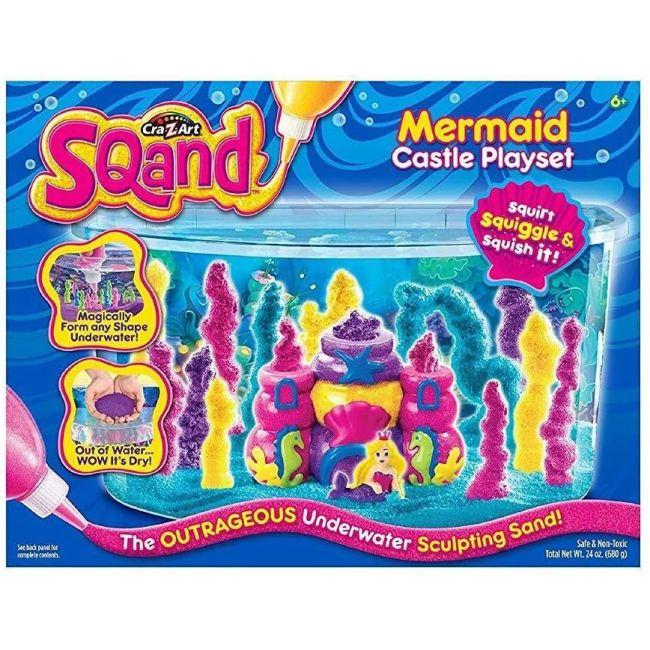 Sqand - Mermaid Magic Play Set