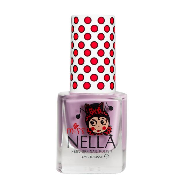 Miss Nella Nail Polish - Bubble Gum