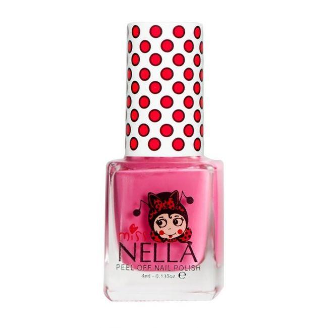 Miss Nella Nail Polish - Pink-a-Boo