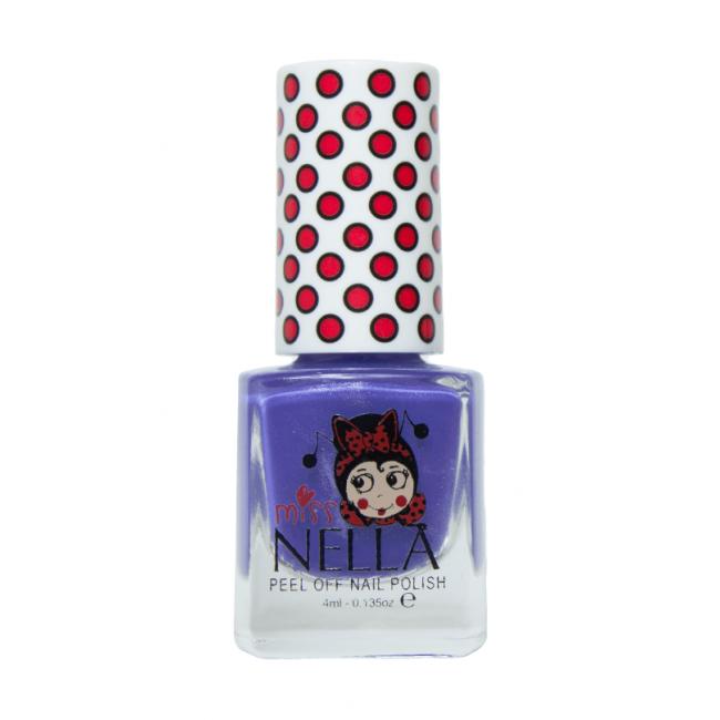 Miss Nella Nail Polish - Sweet Lavander