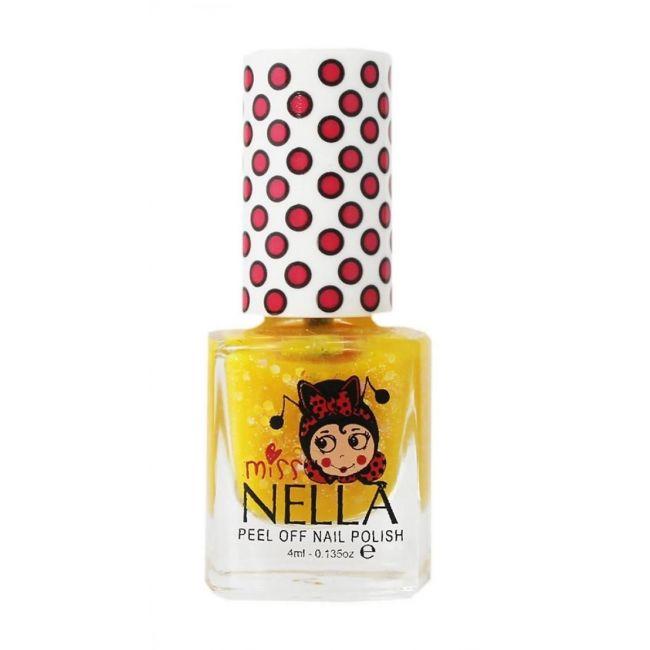 Miss Nella Nail Polish - Honey Twinkles