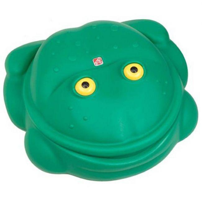 Step2 - Frog Sandbox