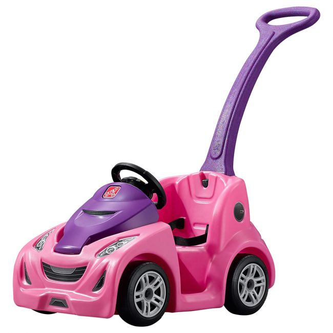 Step 2 - Push Around Buggy Gt Pink