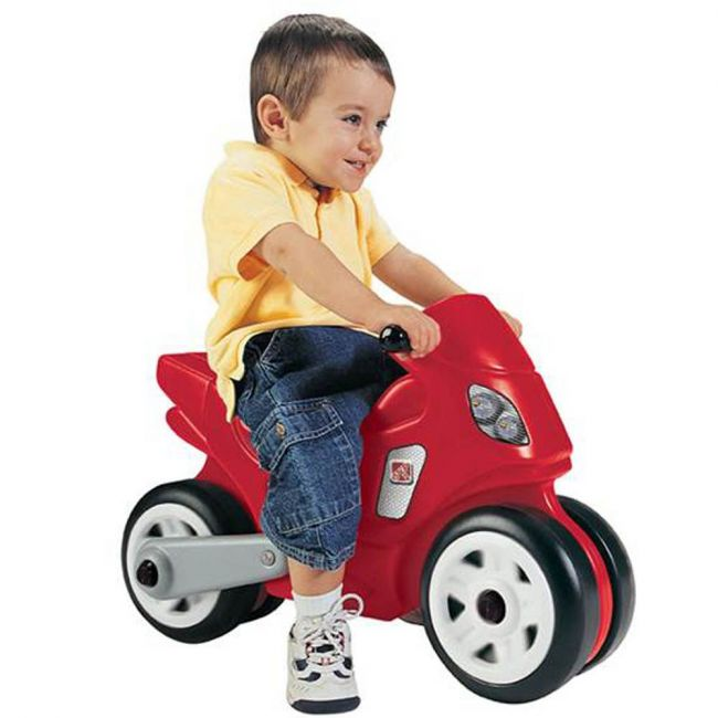 Step 2 - Red Motorcycle(1-Pk Retail)