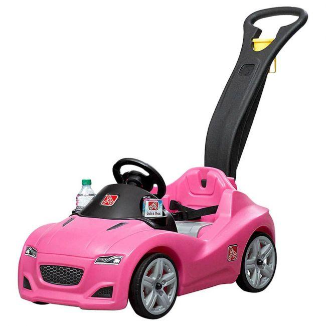 Step 2 - Whisper Ride Cruiser (Pink)