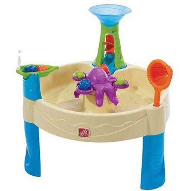 Step 2 - Wild Whirlpool Water Table