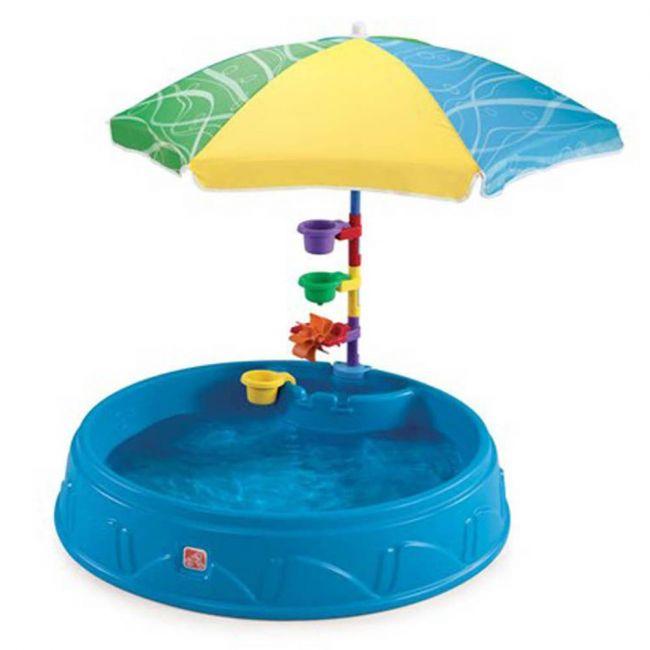 Step 2 - Play & Shade Pool