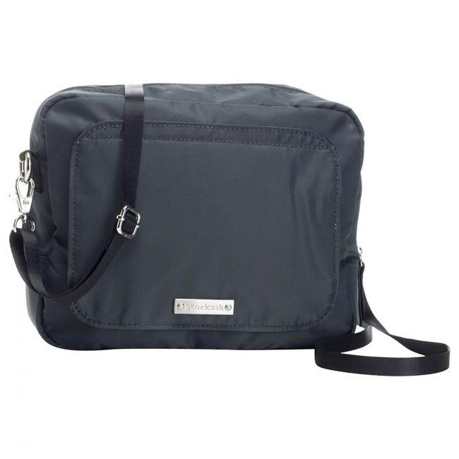 Storksak - Mini - Fix - Cross Body Diaper Bag - Graphite