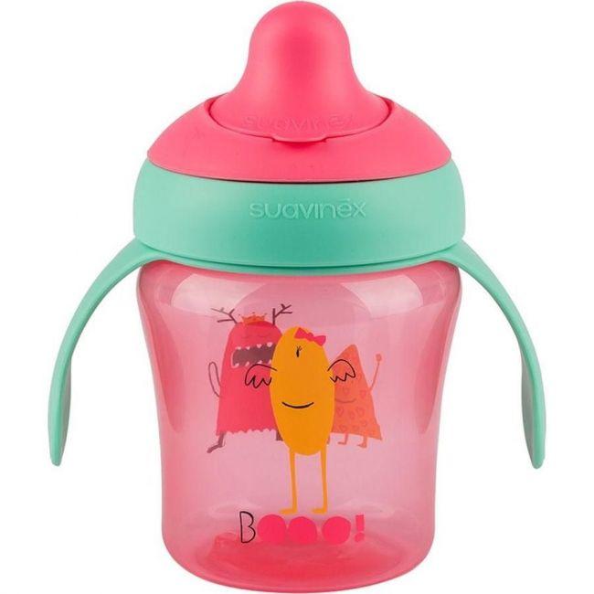 Suavinex Pink Booo Learning Cup