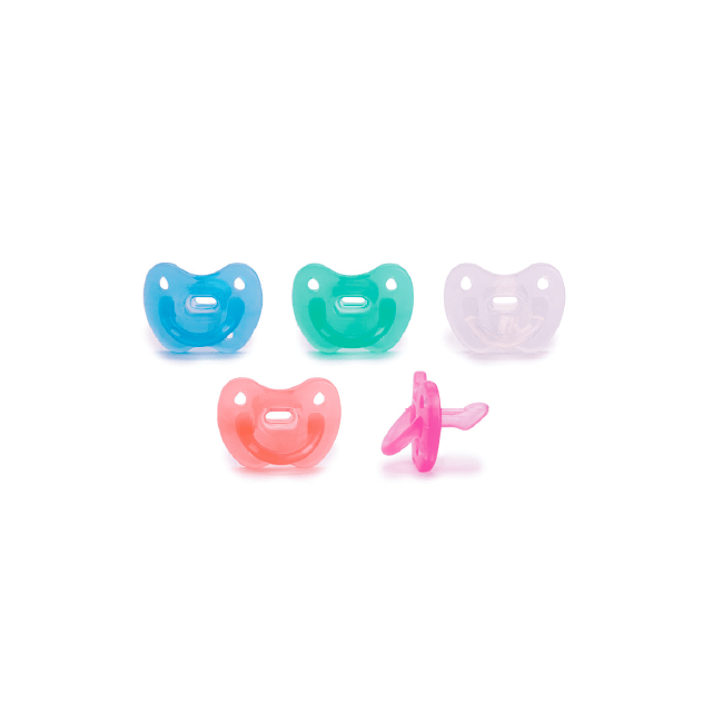 Suavinex Silicone Soother - 0 - 6m - 1pc