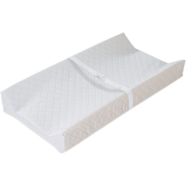 Summer Infant - 2 Sided Contour Change Pad White