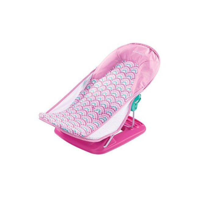 Summer Infant - Deluxe Baby Bather Bubble Waves