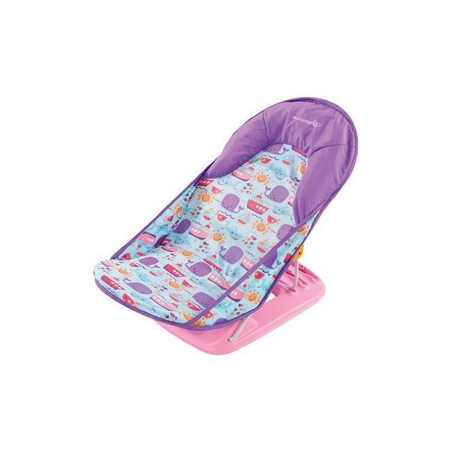 Summer Infant - Deluxe Baby Bather Dolphin Dive