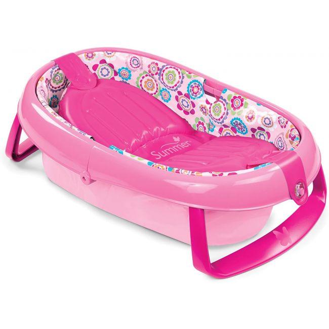 Summer Infant - Easy Store Comfort Tub Girl