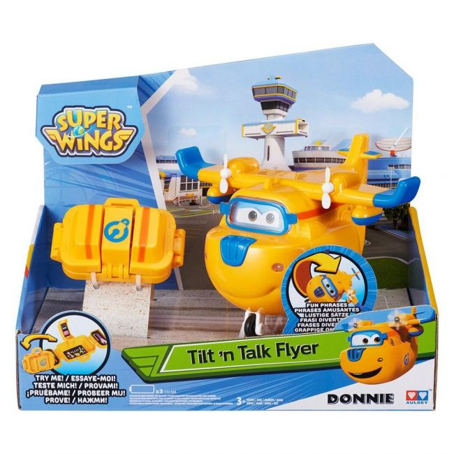 Super Wings - Donnie Fly With Me