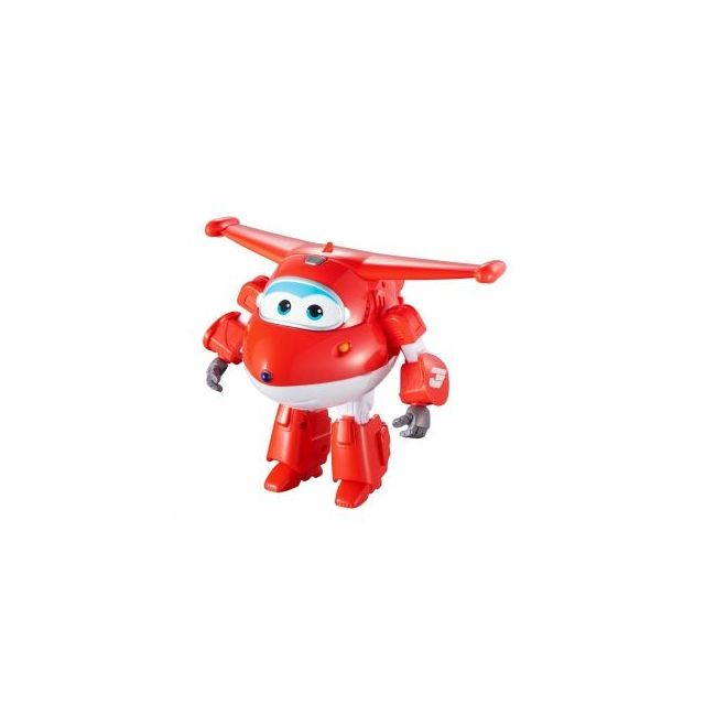 Super Wings - Jett Connect The Bots