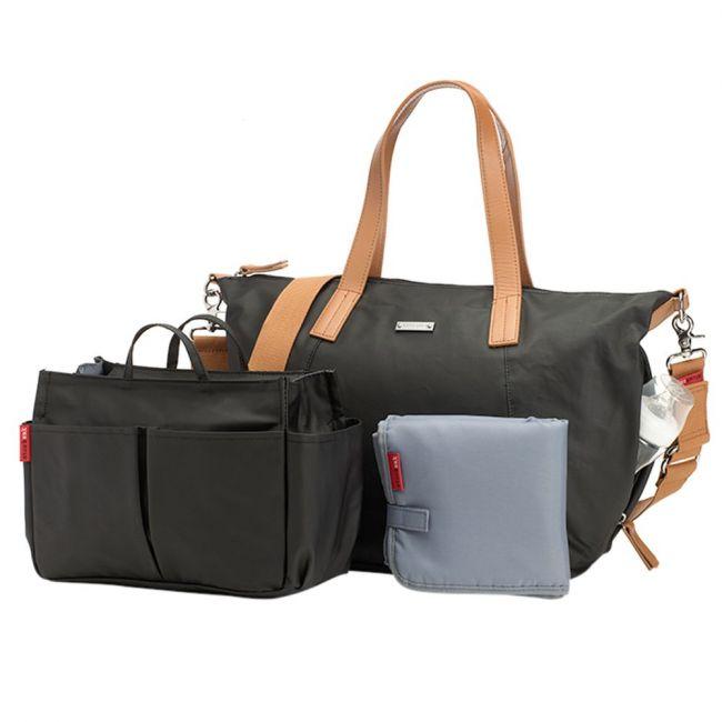 Storksak - Noa Diaper Bag - Black