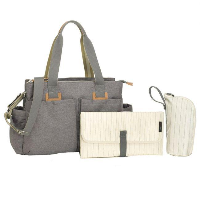 Storksak - Shoulder Bag - Grey