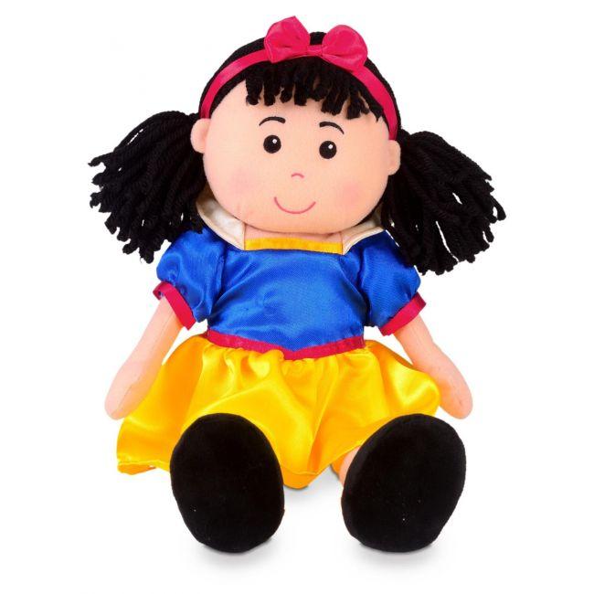 Fiesta Crafts Snow White Rag Doll