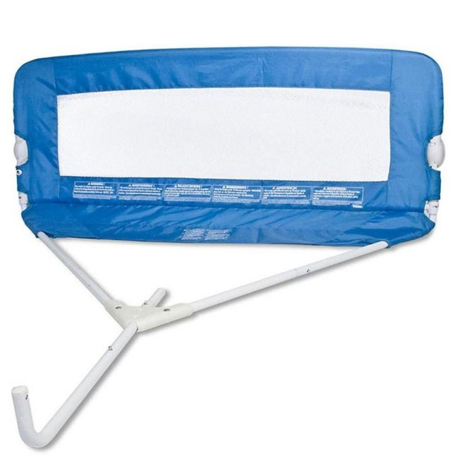 The First Years Blue Universal Bed Rail