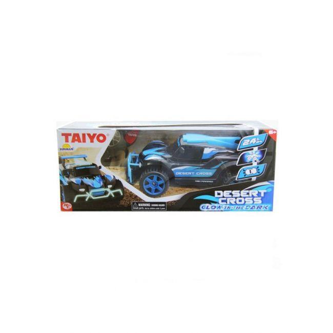 Taiyo - Desert Cross Black Blue