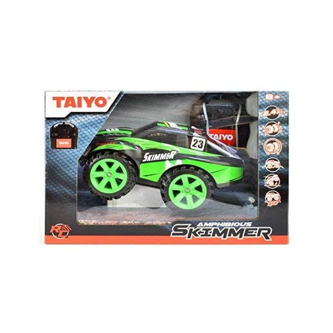 Taiyo - Skimmer Black Neon Green