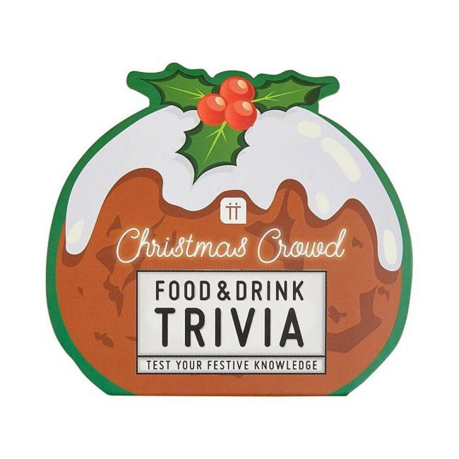 Talking Tables - Christmas Food And Drink Trivia