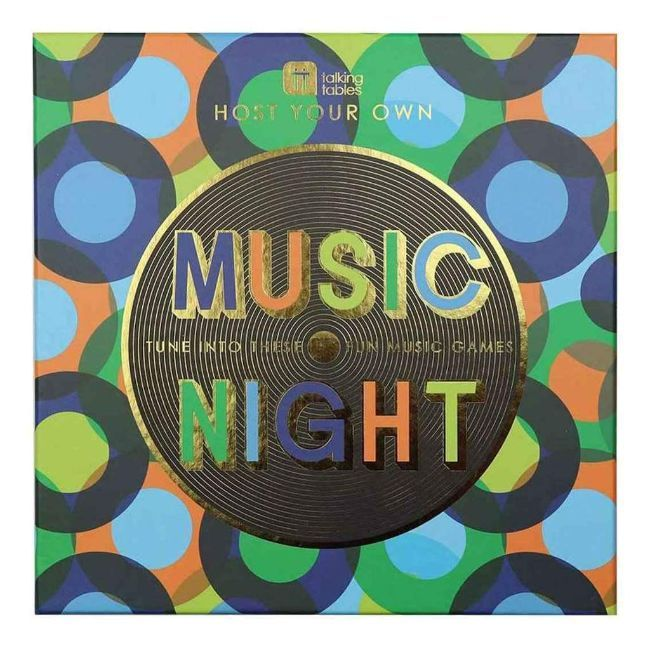 Talking Tables - Music Night In