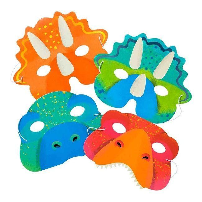 Talking Tables - Party Dinosaur Masks