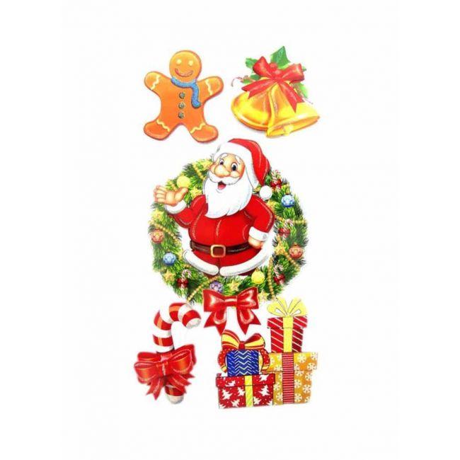 Tamona - 3D Christmas Stickers