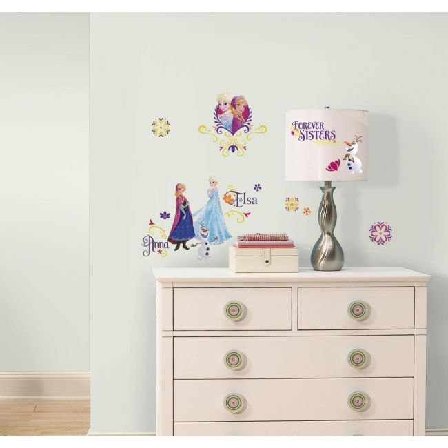 RoomMates Disney Frozen Spring Wall Decal