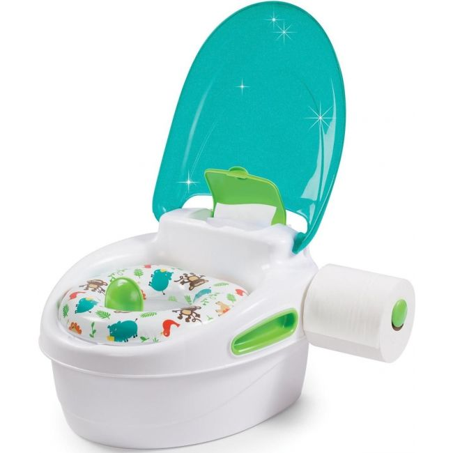 Summer Infant Blue Step-by-Step Potty