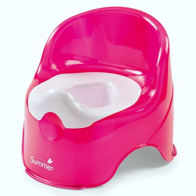 Summer Infant Raspberry Lil Loo Potty