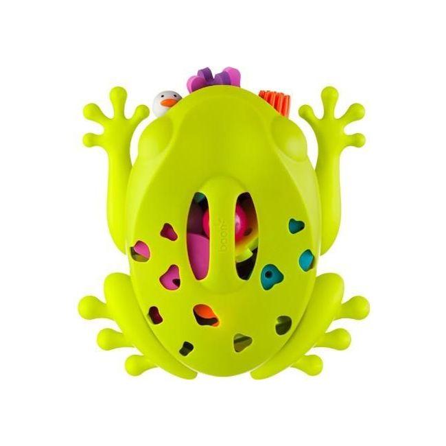 Boon Green Frog Pod Bath Toy Scoop