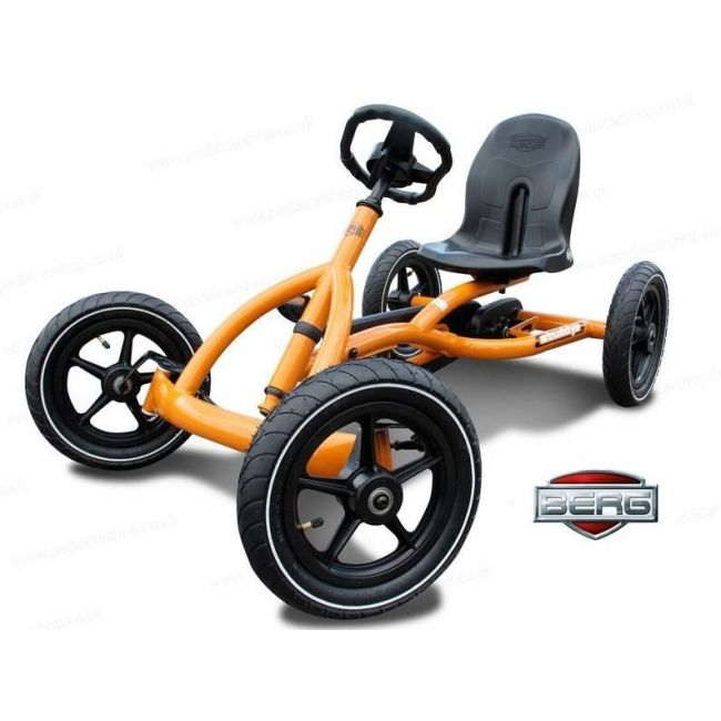 BERG Buddy Go-Kart, Orange