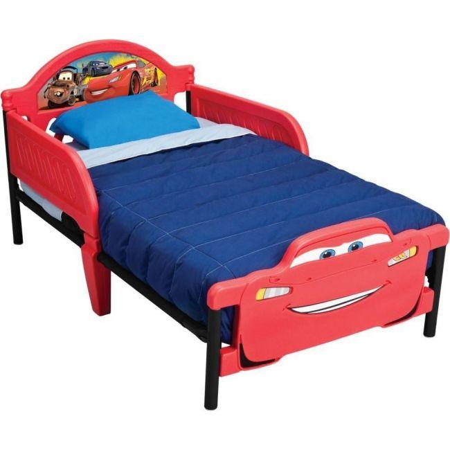Delta Children Cars Toddler Bed