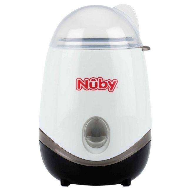 Nuby - 3 in 1 - Bottle Warmer And Sterilizer - White