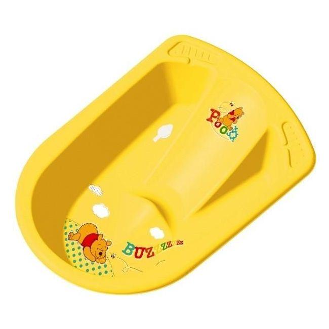 OKT Winnie The Pooh Yellow Anatomic Baby Bath
