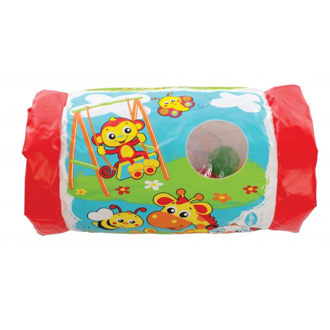 Playgro - Peek in Roller, Baby Toy