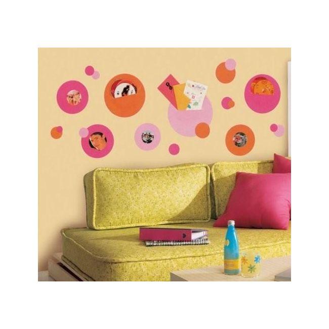 RoomMates Jazzy Jacobean Peel & Stick Wall Decals